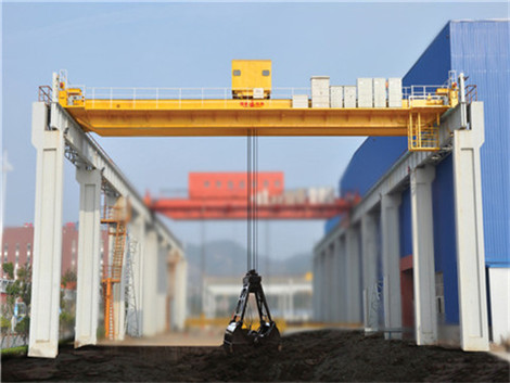 excellent double girder crane for sale