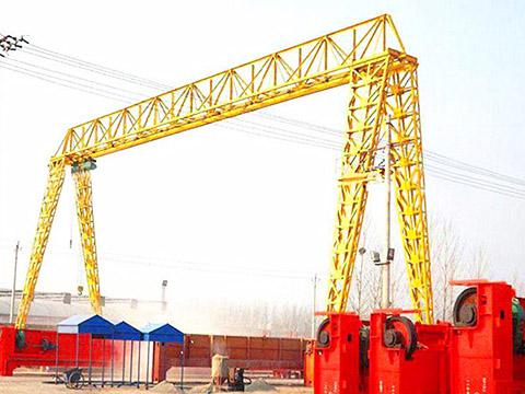 5 ton truss gantry crane manufacturer