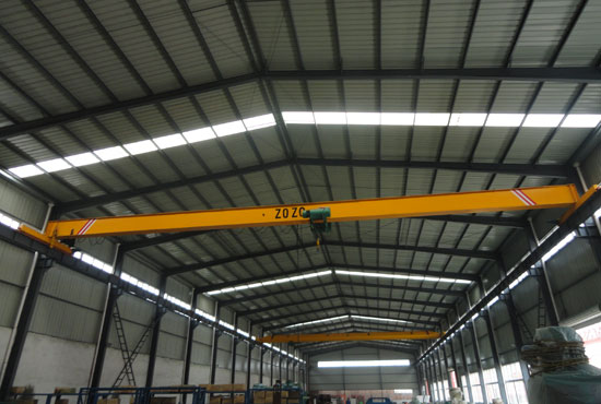 3 Ton Single Girder Overhead Crane