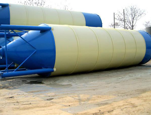 cement silo China for sale
