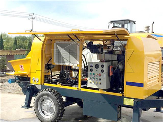 Concrete pump forsale